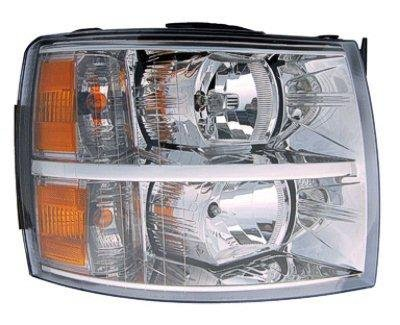 Chevy Silverado Headlight