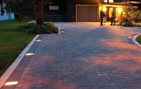 outdoor lighting for driveway