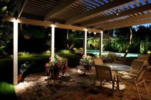 outdoor lighting patios